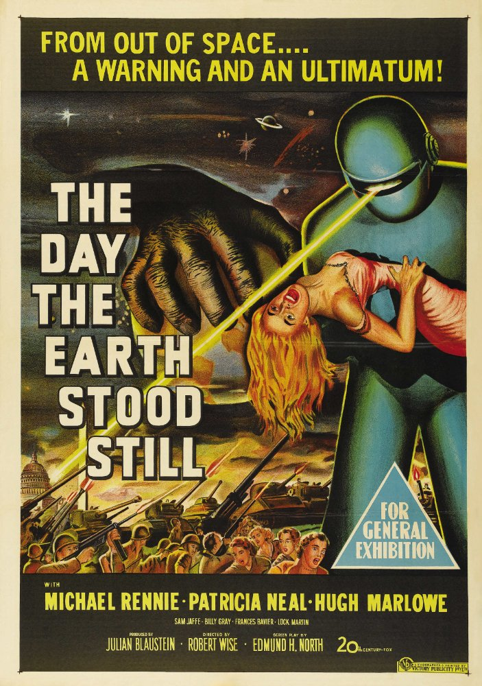 earth stood still